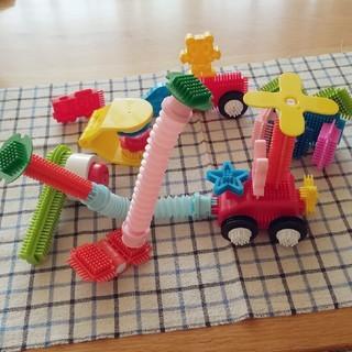 しまじろうのブロックおもちゃ(積み木/ブロック)