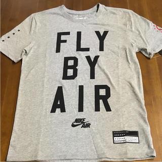 ナイキ(NIKE)のナイキ Tシャツ グレー Sサイズ 送料無料(Tシャツ/カットソー(半袖/袖なし))