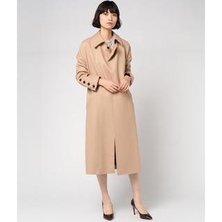 ファーファー(fur fur)の【美品】FURFUR   ファーファー コート 定価¥70.200(ロングコート)