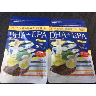 DHA+EPA 2袋 2ヶ月分 DHA&EPA 新品(その他)