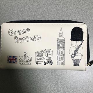 アネロ(anello)のanello 世界の人シリーズ 財布 新品未使用 イギリス(財布)