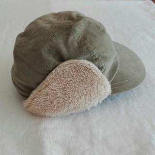 MUJI (無印良品) - 無印良品 キャップ 帽子