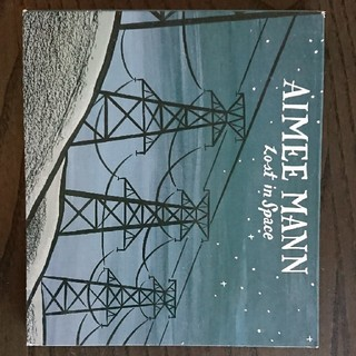 AIMEE MANN  Lost in Space CD(その他)