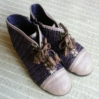 アナスイミニ(ANNA SUI mini)のANNA SUI Mini ブーツ(ブーツ)