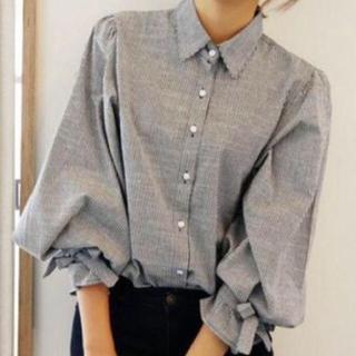 GOGOSING - 17kg  バルーン袖シャツ