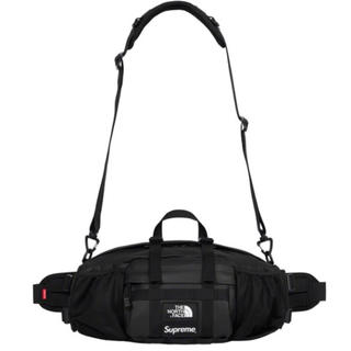 Supreme North Face Leather Waist Bag