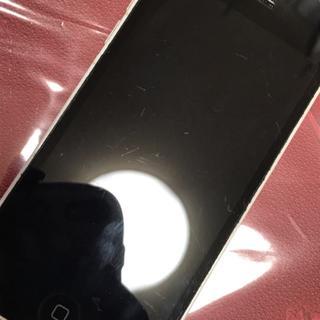 アップル(Apple)のiPhone5c SoftBank 8GB ホワイト(スマートフォン本体)