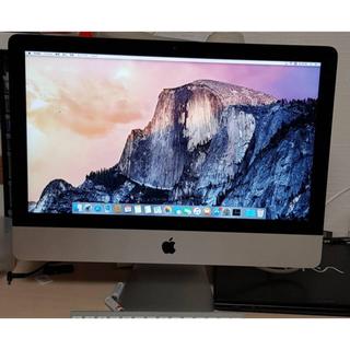 マック(Mac (Apple))のiMac 2012 21.5インチ(デスクトップ型PC)