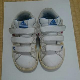 アディダス(adidas)のアディダス スニーカー 14cm(スニーカー)