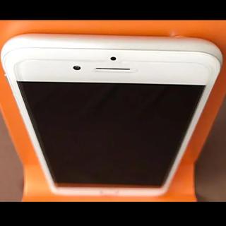 アップル(Apple)の綺麗なiPhone6 バッテリー新品 DoCoMo(スマートフォン本体)