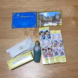 ディズニー(Disney)の【非売品】ディズニーホテル アメニティ セット(ノベルティグッズ)