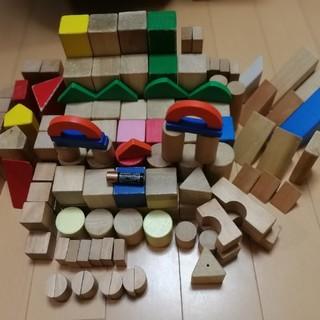 積み木大量(積み木/ブロック)