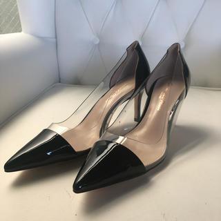 ジャンヴィットロッシ(Gianvito Rossi)のジャンヴィトロッシ パンプス 靴(ハイヒール/パンプス)