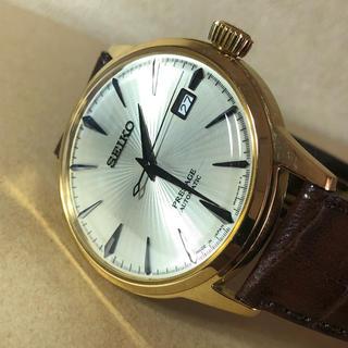 セイコー(SEIKO)のセイコー プレサージュ SRPB44J1 or SARY076(腕時計(アナログ))