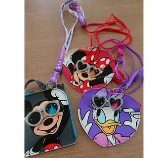 ディズニー(Disney)のディズニーリゾート チケットケース(遊園地/テーマパーク)