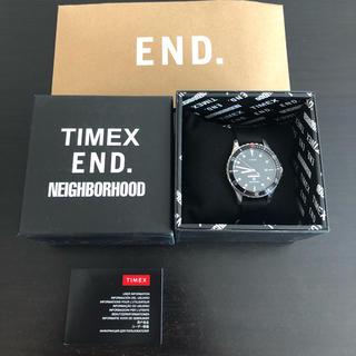 ネイバーフッド(NEIGHBORHOOD)のEND. X TIMEX X NEIGHBORHOOD 18004(腕時計(アナログ))
