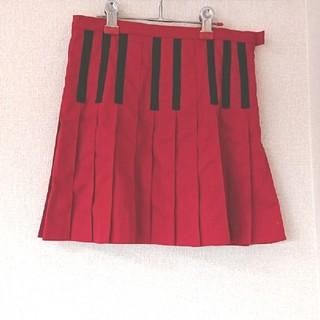 キャンディーストリッパー(Candy Stripper)のキャンスパ★鍵盤モチーフ★スカート(ミニスカート)
