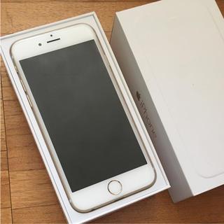 アップル(Apple)のiPhone6 64G ゴールド☆(スマートフォン本体)