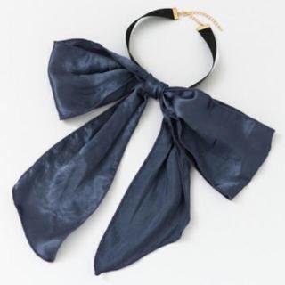 リサーチ(....... RESEARCH)のアーバンリサーチ リボンスカーフ チョーカー(バンダナ/スカーフ)