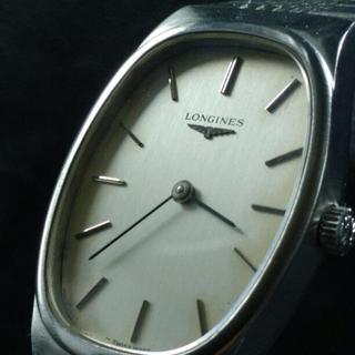 ロンジン(LONGINES)のロンジン アンティーク 手巻き(腕時計(アナログ))
