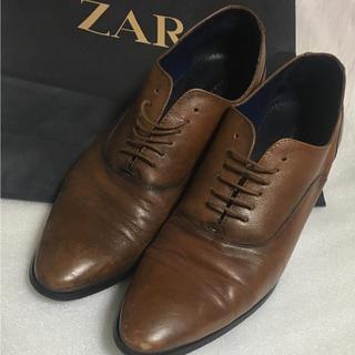 ザラ(ZARA)のZARA MAN ビジネスシューズ(ドレス/ビジネス)