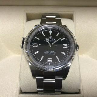 ロレックス(ROLEX)のロレックスエクスプローラー1 214270 新品未使用(腕時計(アナログ))