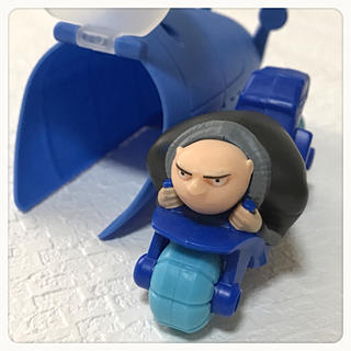 マクドナルド(マクドナルド)のハッピーセット☆怪盗グルーのミニオン大脱走 グルーのせんすいかん(キャラクターグッズ)