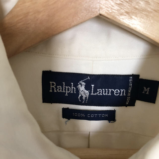 Ralph Lauren - ラルフローレン ビックサイズシャツ