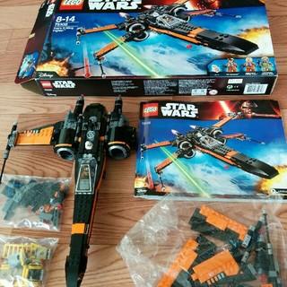 レゴ(Lego)の◆レゴ スターウォーズ ◆75102 【ポーのXウィング・ファイター】(積み木/ブロック)