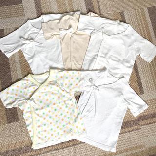 ニシマツヤ(西松屋)の新品 含む 新生児 肌着 セット 赤ちゃん 出産準備 おまとめ まとめ売り(肌着/下着)