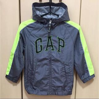 ギャップキッズ(GAP Kids)のGAPkids ジャンパー  110  ギャップ ナイロン ジャンパー 110(ジャケット/上着)
