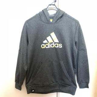 アディダス(adidas)のアディダスのトレーナー☆サイズ160(Tシャツ/カットソー)
