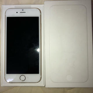 アップル(Apple)のiPhone6 128gb gold 格安SiM対応(スマートフォン本体)
