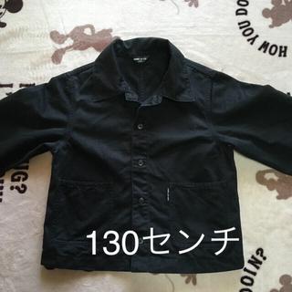 コムサイズム(COMME CA ISM)の男児 ジャケット 130センチ(ジャケット/上着)