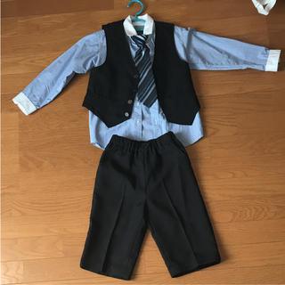 男の子スーツ 120(ドレス/フォーマル)