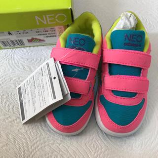 adidas - adidas スニーカー 14.0 14cm キッズ こども 靴 アディダス