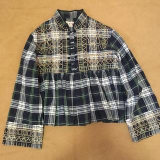 キン(KIN)のKIN チェックシャツ(シャツ/ブラウス(長袖/七分))
