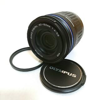 オリンパス(OLYMPUS)のOLYMPUS ZUIKO DIGITAL 40-150mm 望遠ズーム(レンズ(ズーム))