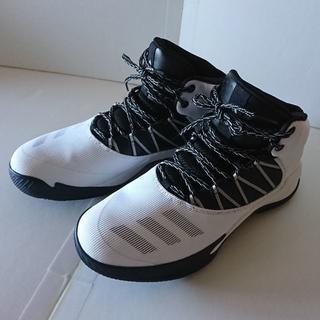 アディダス(adidas)の27.5cm【ほぼ新品】アディダス バッシュ BY4227(バスケットボール)