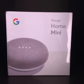 Google Home Mini(その他)