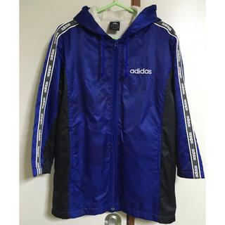 アディダス(adidas)のアディダス ベンチコート 140(コート)