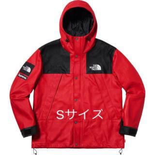 シュプリーム(Supreme)のS Supreme The North Face マウンテンパーカー 赤 RED(マウンテンパーカー)
