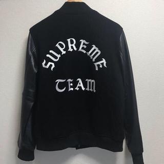 シュプリーム(Supreme)のsupreme varsity jacket (スタジャン)