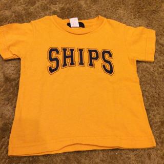 シップス(SHIPS)のSHIPS☆おしゃれ☆半袖Tシャツ80(その他)