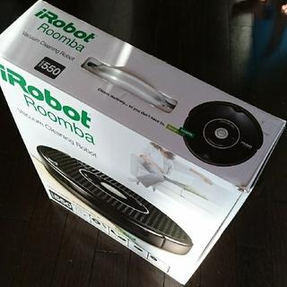 iRobot - 美品❗ルンバ550新品バッテリー搭載!