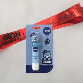アイコン(iKON)のiKON ニベア クランク(リップケア/リップクリーム)