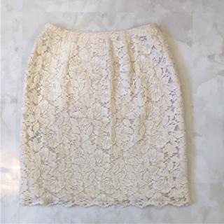ジュエルチェンジズ(Jewel Changes)のジュエルチェンジズ♡レーススカート(ひざ丈スカート)