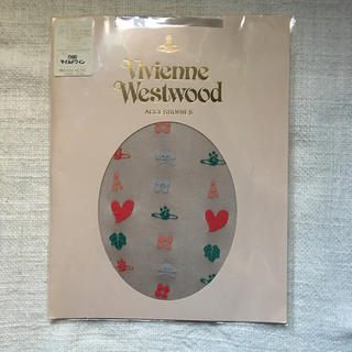 Vivienne Westwood - Vivienne Westwood モノグラムストッキング