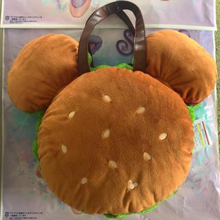 Disney - 大人気♡ ミッキー ハンバーガー トートバッグ ディズニーリゾート