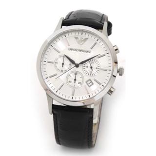 エンポリオアルマーニ(Emporio Armani)のエンポリオ・アルマーニ メンズ・クロノグラフ・ウオッチ AR2432  (腕時計(アナログ))